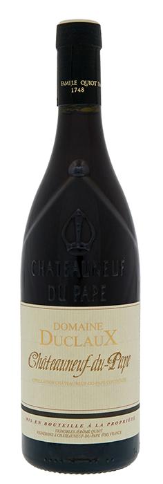 Duclaux Chateauneuf du Pape Rouge