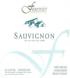 Fournier Sauvignon - NV