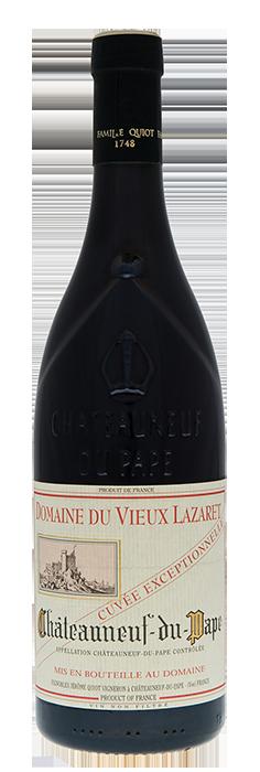Lazaret Chateauneuf du Pape Rouge Cuvee Exceptionelle