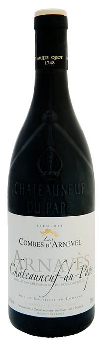 Les Combes DArnevel Chateauneuf du Pape Rouge