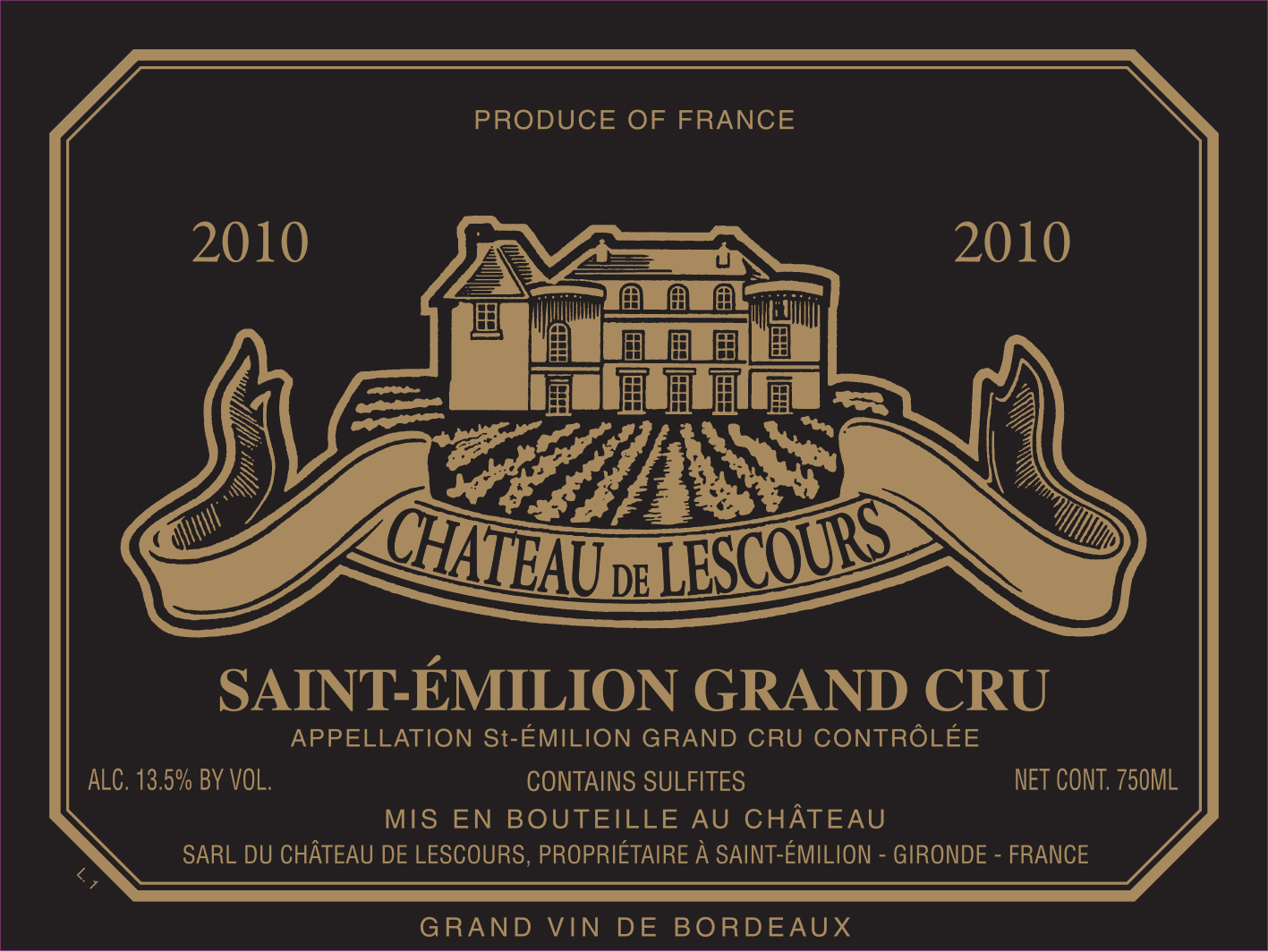 st emilion grand cru david milligan selections. Black Bedroom Furniture Sets. Home Design Ideas